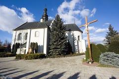 εκκλησία ι kije piotra pawla sw Στοκ εικόνες με δικαίωμα ελεύθερης χρήσης