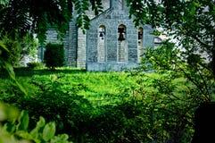 εκκλησία κουδουνιών παλαιά Στοκ εικόνα με δικαίωμα ελεύθερης χρήσης
