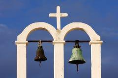 εκκλησία κουδουνιών στοκ εικόνα με δικαίωμα ελεύθερης χρήσης