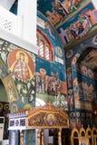 εκκλησία Κρήτη στοκ εικόνες