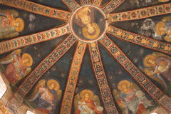 εκκλησία Κωνσταντινούπ&omicro Στοκ Φωτογραφίες