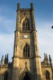 εκκλησία Λίβερπουλ luke s ST στοκ εικόνες
