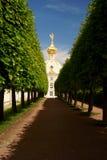 εκκλησία λεωφόρων Στοκ φωτογραφία με δικαίωμα ελεύθερης χρήσης