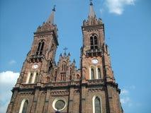 εκκλησία Λοντζ Στοκ φωτογραφία με δικαίωμα ελεύθερης χρήσης