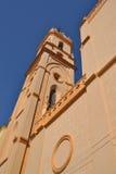 εκκλησία Μάλαγα Στοκ Εικόνες