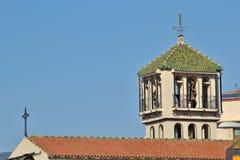 εκκλησία Μάλαγα Στοκ εικόνα με δικαίωμα ελεύθερης χρήσης