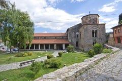 εκκλησία Μακεδονία ohrid Άγιος Σόφια Στοκ φωτογραφίες με δικαίωμα ελεύθερης χρήσης