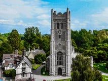 Εκκλησία ματιών στοκ φωτογραφία