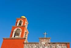 εκκλησία μεξικανός Στοκ φωτογραφία με δικαίωμα ελεύθερης χρήσης