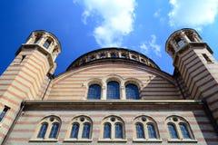 εκκλησία μεσαιωνική Στοκ Εικόνες