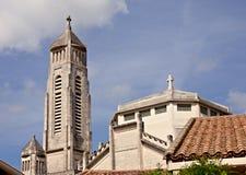 εκκλησία Μονπελιέ Άγιος  Στοκ Εικόνες