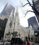 Εκκλησία Νέα Υόρκη Μανχάτταν της Grace Στοκ Εικόνα