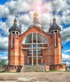 εκκλησία νέα Στοκ φωτογραφίες με δικαίωμα ελεύθερης χρήσης