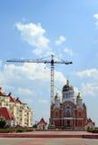 εκκλησία νέα Στοκ Φωτογραφίες