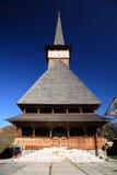εκκλησία ξύλινη Στοκ Εικόνα