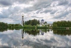 Εκκλησία ορθοδοξίας στην περιοχή Krasnodar Στοκ φωτογραφία με δικαίωμα ελεύθερης χρήσης