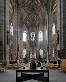 εκκλησία ο εσωτερικός Lor στοκ εικόνες