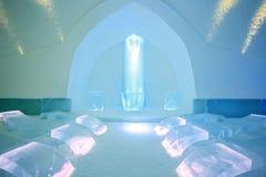 Εκκλησία πάγου Στοκ φωτογραφία με δικαίωμα ελεύθερης χρήσης