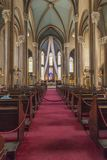 εκκλησία Πάδοβα ST του Anthony Στοκ εικόνα με δικαίωμα ελεύθερης χρήσης