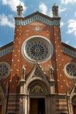 εκκλησία Πάδοβα ST του Anthony Στοκ φωτογραφίες με δικαίωμα ελεύθερης χρήσης