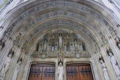 εκκλησία πέμπτο ST Thomas λεωφόρ&omeg στοκ φωτογραφία με δικαίωμα ελεύθερης χρήσης