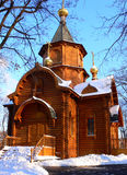εκκλησία παλαιά Στοκ Εικόνες