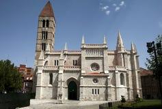 Εκκλησία Παναγίας de Λα Antiqua Στοκ Εικόνες
