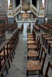 εκκλησία Παρίσι Στοκ Εικόνα