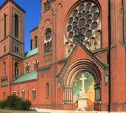 εκκλησία Πολωνία Στοκ φωτογραφία με δικαίωμα ελεύθερης χρήσης
