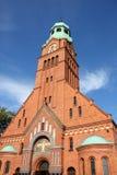 εκκλησία Πολωνία Στοκ Εικόνες