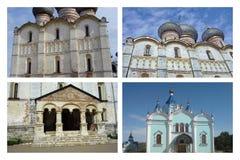 εκκλησία Ρωσία Στοκ Εικόνες