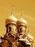 εκκλησία ρωσικά Στοκ Εικόνες