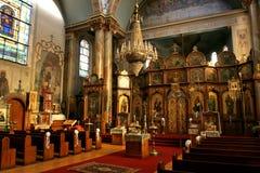 εκκλησία ρωσικά Στοκ εικόνα με δικαίωμα ελεύθερης χρήσης