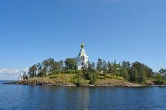 εκκλησία ρωσικά Στοκ Εικόνα