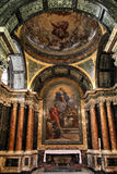 εκκλησία Ρώμη στοκ φωτογραφία