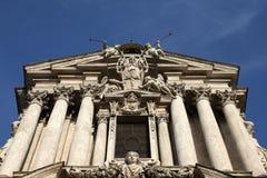 εκκλησία Ρώμη στοκ εικόνες με δικαίωμα ελεύθερης χρήσης