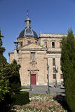 Εκκλησία Σαλαμάνκας του San Sebastian Στοκ Φωτογραφίες