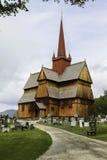 Εκκλησία σανίδων Στοκ Φωτογραφία