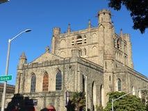 Εκκλησία Σαν Φρανσίσκο, η παλαιότερη Επισκοπική Εκκλησία τριάδας στη δυτική ακτή, 2 Στοκ εικόνες με δικαίωμα ελεύθερης χρήσης