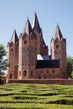 Εκκλησία σε Kalundborg (Δανία) Στοκ φωτογραφία με δικαίωμα ελεύθερης χρήσης