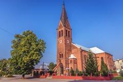 Εκκλησία σε Szymbark στοκ φωτογραφίες με δικαίωμα ελεύθερης χρήσης
