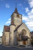Εκκλησία σε Vallangine Στοκ Εικόνες