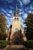 εκκλησία Σουηδία Στοκ εικόνα με δικαίωμα ελεύθερης χρήσης