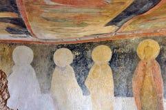εκκλησία σπηλιών Στοκ Εικόνα