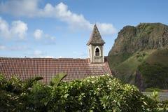 Εκκλησία στο χωριό Kahakula σε Maui στοκ εικόνες