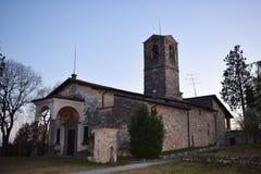 Εκκλησία στο Brescia στοκ εικόνες με δικαίωμα ελεύθερης χρήσης