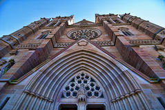 εκκλησία Σύδνεϋ της Αυστ& Στοκ Φωτογραφίες