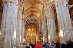 εκκλησία τελετής Στοκ φωτογραφία με δικαίωμα ελεύθερης χρήσης