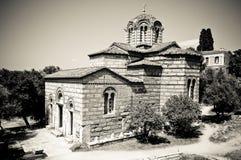 εκκλησία της Αθήνας απο&sig Στοκ Εικόνες