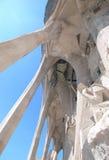 εκκλησία της Βαρκελώνη&sigmaf Στοκ Εικόνες